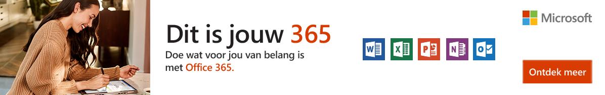 Dit is jouw Office 365