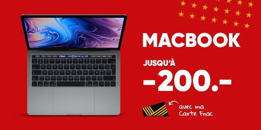 Sélection MacBook