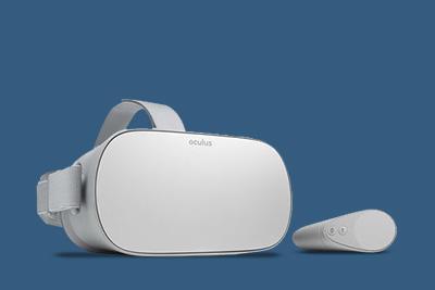 Casques Oculus Go