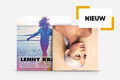 Nieuwe CD's