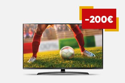 TV LG 43UJ635V