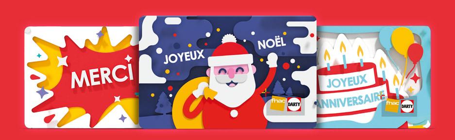 Idees Cadeaux E Carte Cadeaux Fnac