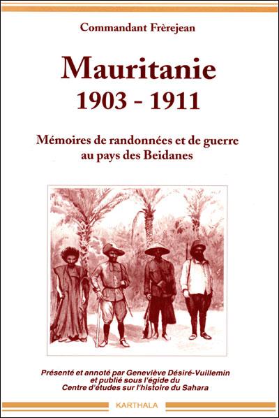 Mauritanie 1903-1911