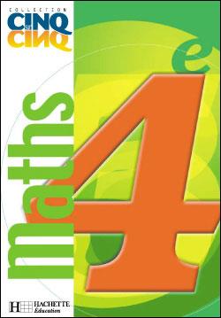 Cinq Sur Cinq - 4e - Livre De L'eleve - Edition 2002