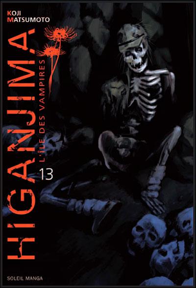 Higanjima - Tome 13 Tome 13 : Higanjima L'île des Vampires