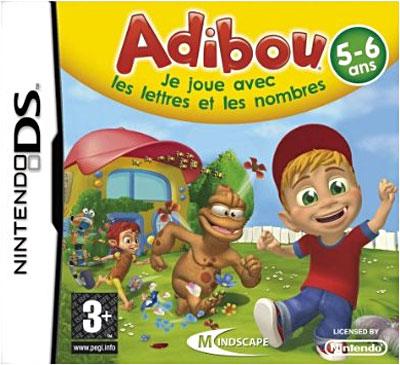 Adibou 5/6 ans : Joue avec les Lettres