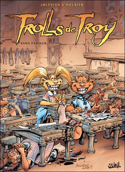 Trolls de Troy
