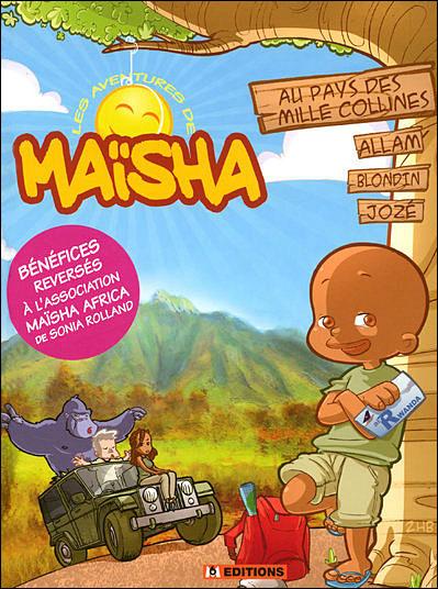 Maïsha au pays des mille collines
