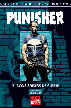 Punisher - 100% Marvel Tome 3 : Bons baisers de Russie