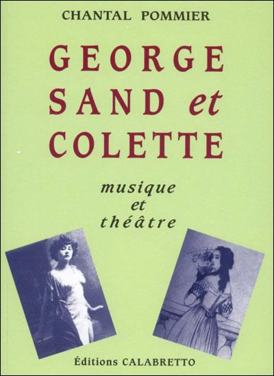 George Sand et Colette