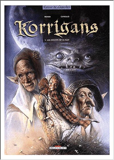 Korrigans t01 les enfants de la nuit