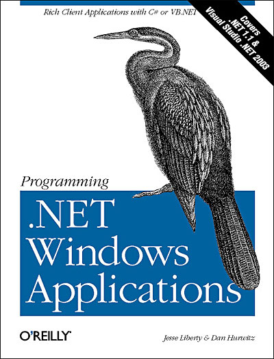 Programming Net Windows applications