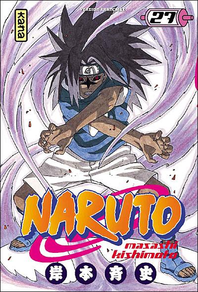 Naruto - tome 27
