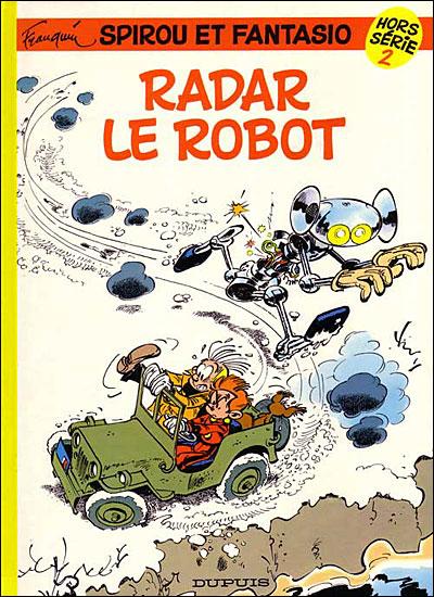 Radar le robot