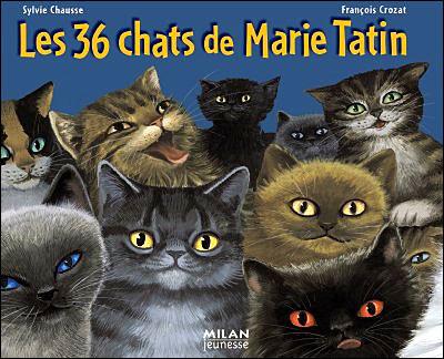 """Résultat de recherche d'images pour """"les 36 chats de marie tatin"""""""