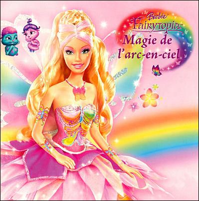 barbie fairytopia magie de larc-en-ciel