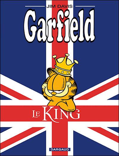 Garfield - God Save Garfield