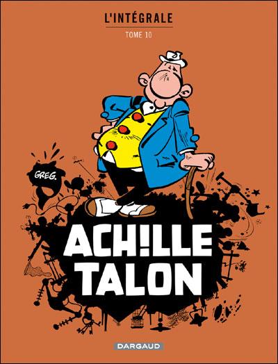 Achille Talon - Intégrales - Tome 10 - Mon Oeuvre à moi - Nouvelle édition