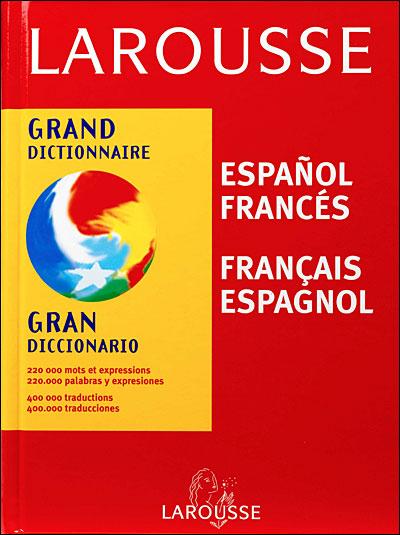 Grand Dictionnaire Espagnol Francais Francais Espagnol Edition Bilingue Relie Collectif Achat Livre Fnac