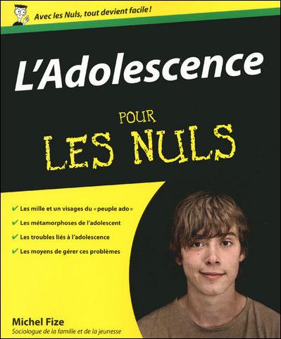 Pour les Nuls -  : L'adolescence pour les nuls