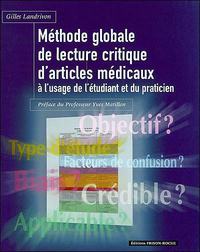 Méthode globale de lecture