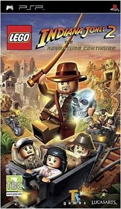 Lego Indiana Jones 2 : L´Aventure Continue