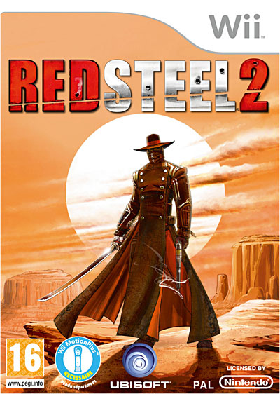 Red Steel 2 - Nintendo Wii