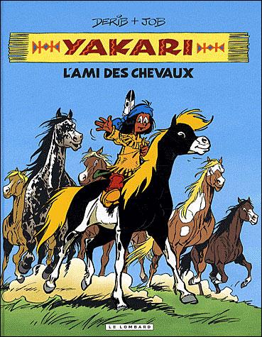 Yakari, l'ami des chevaux