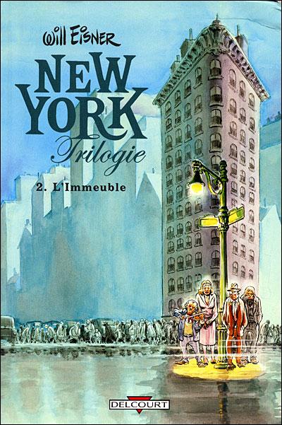New York Trilogie T02 L'immeuble