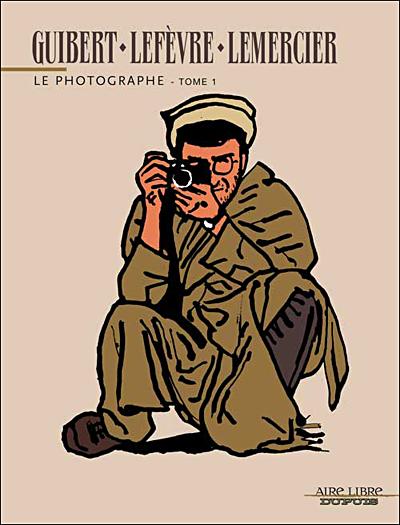 Le Photographe - Le Photographe, tome 1 (dos rond)