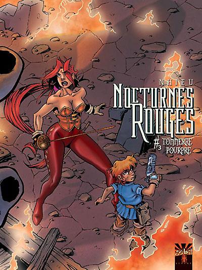 Nocturnes rouges Tome 3 - Tonnerre Pourpre