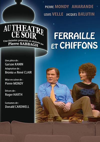 Ferraille et chiffons - Pièce de théâtre Ferraille-et-chiffons