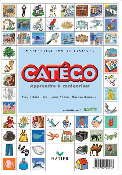 CATEGO - Maternelle Éd. 2004 - Guide pédagogique