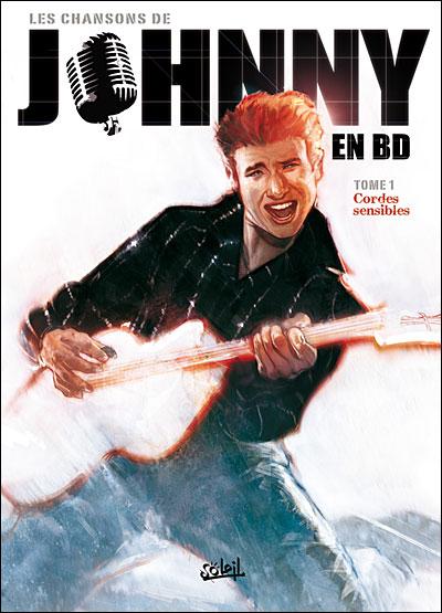 Johnny Hallyday - Tome 1 : L'idole des jeunes