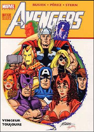 The Avengers vengeur toujours
