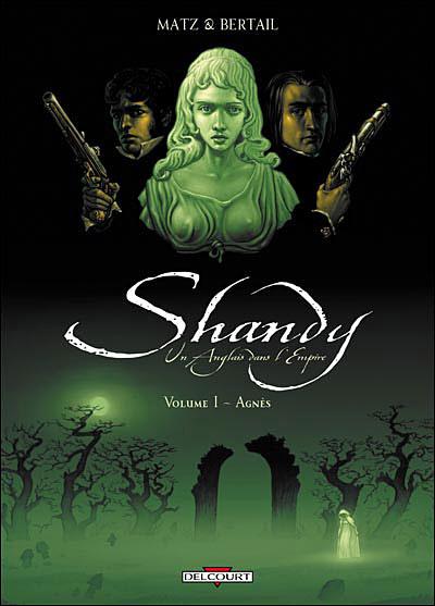 Shandy - Agnès Tome 01 : Shandy, un anglais dans l'empire
