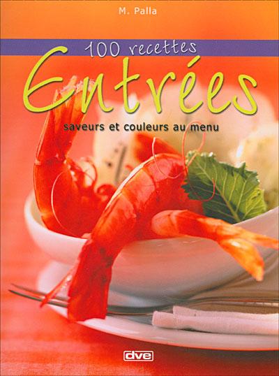 120 recettes entrées