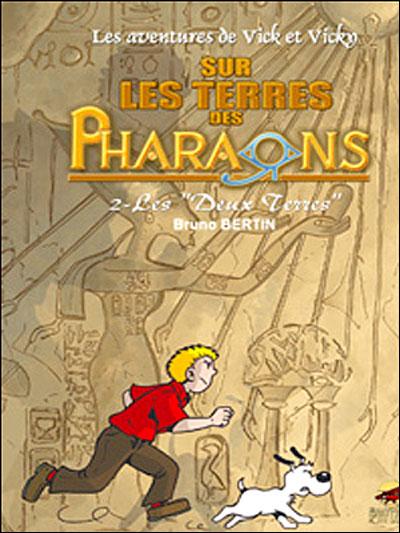 Sur les terres des pharaons