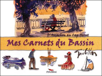 Mes Carnets Du Bassin D Arcachon D Arcachon Au Cap Ferret Broche