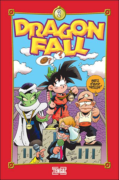 Dragon fall - Tome 2 : Soson et végétal