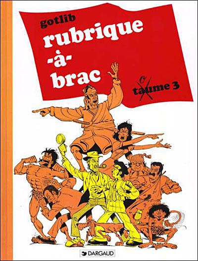 Rubrique-à-Brac - Tome 3 - Rubrique-à-Brac