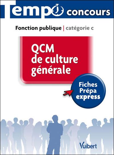 QCM de culture générale, catégorie C