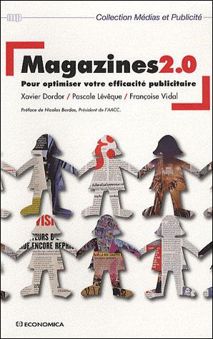 Magazines : efficacité de la publicité