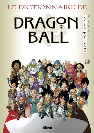 Le dictionnaire de Dragon Ball