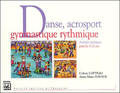Danse acrosport, gymnastique rythmique
