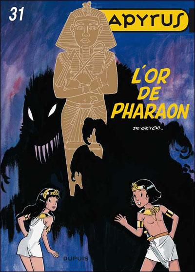 L'or de Pharaon