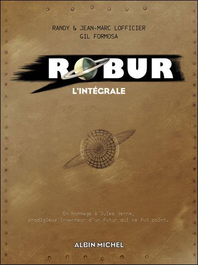 Robur - Coffret Tomes 01 à 03