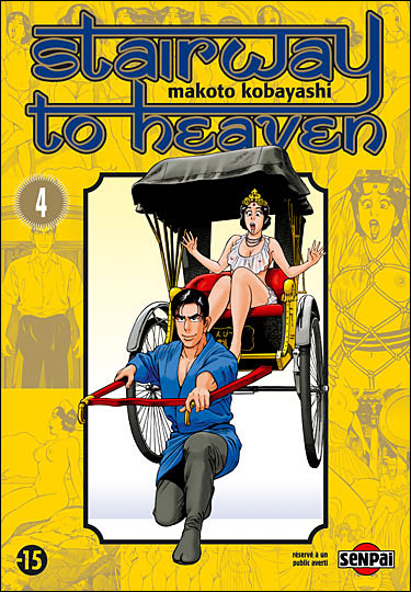 Stairway to heaven - Tome 4 : Stairway to heaven