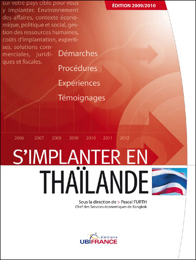 S'implanter en Thaïlande