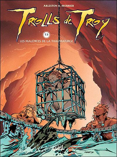 Trolls de Troy tome 05 - Maléfices de thaumaturge